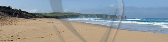 Suring beach panorama