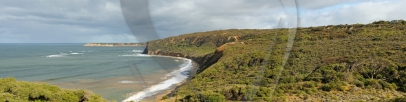 Bells Beach Panorama