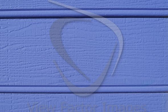 Blue weatherboard texture