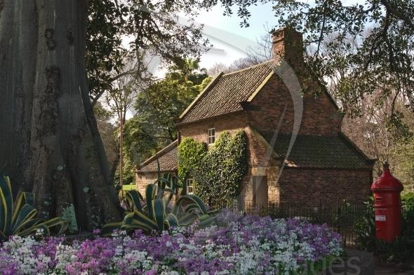James Cook's cottage