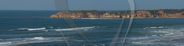 Point Addis panorama