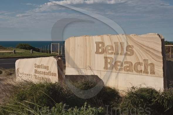 Bells Beach entrance