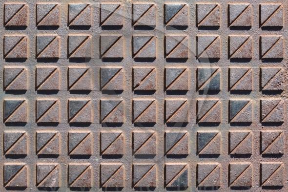 Squares texture