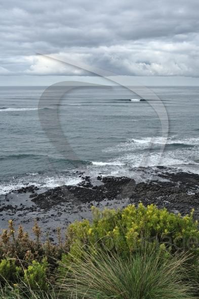 Remote surfing spot