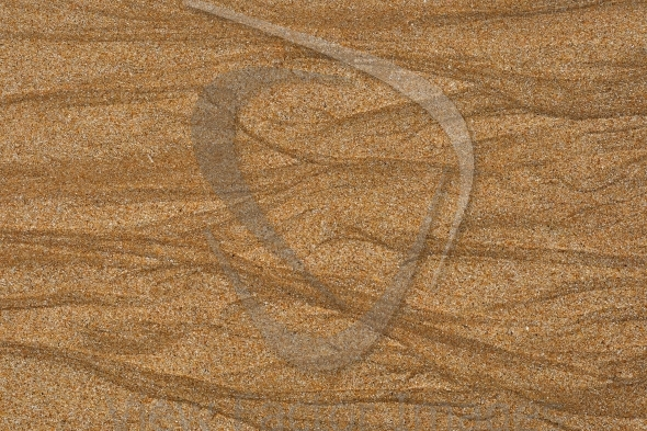 Streams in sand texture