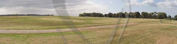 Panorama at foreshore reserve