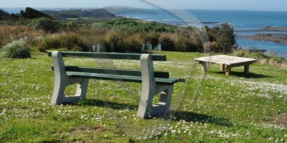 Ocean lookout, Australia