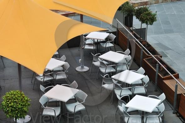 CafeteriaOutdoor cafeteria